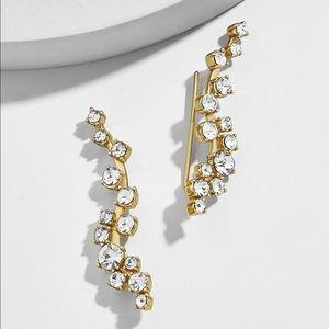 🆕 BAUBLEBAR FARAH EAR CRAWLERS in gold
